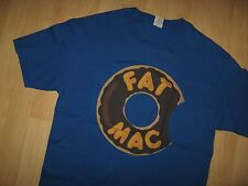Fat Mac Donut Tee - Always Sunny In Philadelphia Television Show T Shirt Large