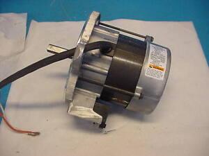 Wayne Oil Burner HVAC Motor PN24001-001 Fuel pump & Fan Steam Cleaner beckett