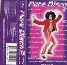 PURE DISCO 2 - Cassette - Tape   SirH70