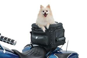 "KURYAKYN Große Hunde Motorrad Hecktasche ""Pet Palace"" Universal NEU!"