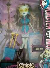 Mattel - Monster High viaje Scaris Frankie Stein