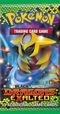 SEALED Pokemon Dragon's Exalted English Giratina Artwork  Booster Pack