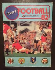 Today Price Only Football 82 1982 Complete Excellent Condition