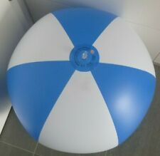 Seltener großer blau / weißer WASSERBALL, 70cm / 28