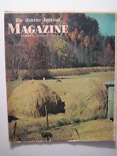 Louisville Courier Journal Magazine 1965. Salvation Army Whitey Ford N Y Yankees