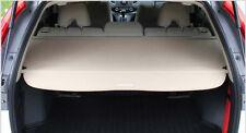 Beige Retractable Rear Cargo Cover Protector For 2012-2015 Honda CRV CR-V