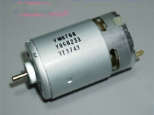 Johnson Electric RS-550  Motor 12-24V 11000RPM Low Speed - 550 Size DC Motor