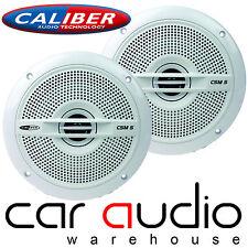 """CALIBER CSM 5 13cm 5.25"""" Waterproof Outdoor Wetroom Sauna Boat Marine Speakers"""