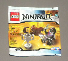 LEGO Ninjago Dareth vs. Nindroid Set 5002144 Polybagged Promo Set NEW