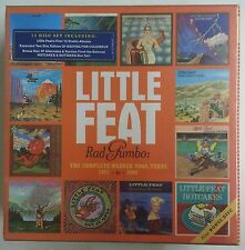 Little Feat Rad Gumbo: The Complete Warner Bros. Years 1971 to 1990 13-CD Box