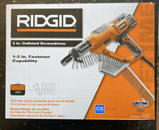 RIDGID 3 in. Drywall and Deck Collated Screwdriver #991