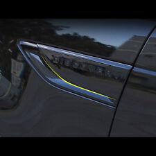 Fender Side Vent Garnish Blakc Molding Trim For Land Rover Discovery 5 LR5 2017+