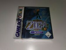 THE LEGEND OF ZELDA ORACLE OF AGES NEW SEALED Game boy color nintendo gbc nuevo