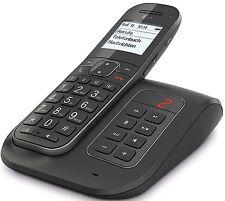 Telekom Sinus A206 Comfort Schnurlos Telefon mit Anrufbeantworter grossen Tasten