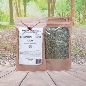 Common Birch Leaf Tea ( Folium Betulae ) - Health Embassy 100% Natural