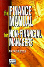 """VERY GOOD"" The Finance Manual (Institute of Management), Gough, Leo, Mckoen, Pa"