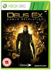 Xbox 360 - Deus Ex Human Revolution **New & Sealed** Official UK Stock
