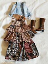 bjd iplehouse Outfit und Stiefel neuwertig für FID Dolls