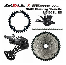 SHIMANO Deore Group M5100 11s groupset 11 Speed KIT 46T 50T Replace M7000 SLX