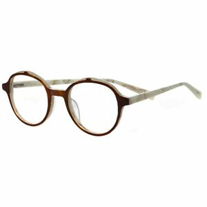Eyebobs-2607 Flip-06 Orange Tortoise Horn +3.50