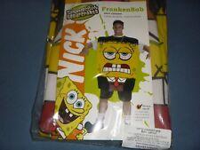 Spongebob Squarepants Pants Dropping Tunic Costume size O/S Frankenbob