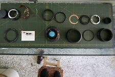 contax n 17-35mm 24-85mm 70-300,, autofocus lens service