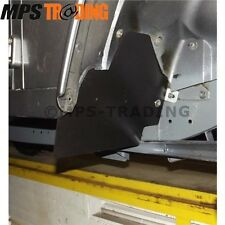 LAND ROVER DEFENDER INNER WING FRONT OUTRIGGER MUD SHIELD MUDFLAP - GLFMS10