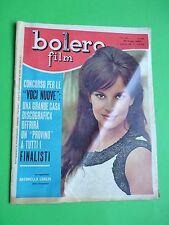 Bolero 1962 790 Antonella Lualdi Little Tony Gianni Meccia Kessler Celentano