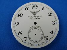 Vintage Cortebert T.C.D DEMYRIOLU Pocket Watch Dial 43mm -Swiss Made-  #290