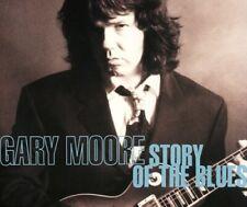 GARY MOORE - STORY OF THE BLUES 1992 UK CD SINGLE