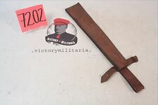 WWII British Leather Machete Holster-- '45 Dated