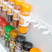 Rangement Supports Organisateurs à Clip pour Ranger vos 20 Pots à Épices - Neuf