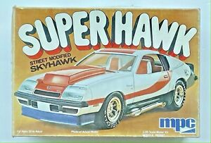 Super Hawk Street Modified Skyhawk Kit 1/25 MPC 1-0770