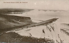 PC60564 The Seven Sisters Cliffs. Nr. Seaford. Kent Bros. 1916