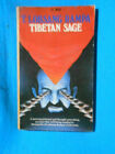 Tibetan Sage by T. Lobsang Rampa - Corgi Books - 1980 1st Corgi Paperback Ed.