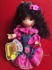 KEIKI-LANI PRECIOUS MOMENTS CHILDREN OF THE WORLD DOLL ITEM # 1528 HAWAII RARE