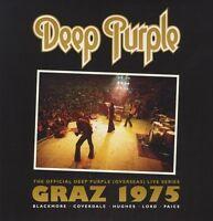 DEEP PURPLE - GRAZ 1975 2 VINYL LP NEU