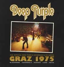DEEP PURPLE - GRAZ 1975 2 VINYL LP NEU