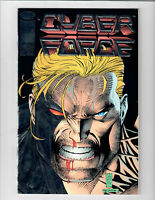 Image Comics Cyber Force #4 of 4 Jul 1993 Comic.#131762D*5