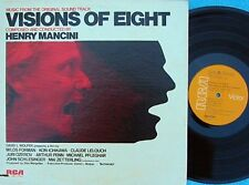Henry Mancini ORIG US Soundtrack LP Visions of eight NM 1973 RCA ABL10231