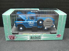 M2 1959 Chevy Apache Stepside 4x4 Truck Hobby Exclusive 1/64 Diecast