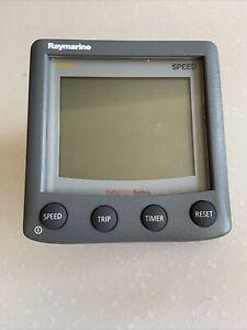 Raymarine ST60+ Speed