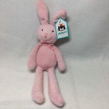 "Jellycat Popsicle Cherry Pink Bunny Rabbit Plush Soft Toy 12"" Retired Bashful"