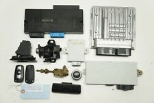 ✅ 06-11 BMW 330XI SEDAN E90 ECM MODULE IGNITION SWITCH KEY LOCK IMMOBILIZER OEM
