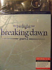 Target Best Buy Twilight Saga: Breaking Dawn Part 2 Blu-ray 2013 + Digital Copy