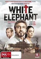 White Elephant - Pablo Trapero NEW R4 DVD