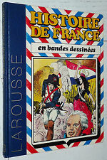 LAROUSSE HISTOIRE FRANCE BANDES DESSINEES ROMBALDI N°5 (13-14-15)