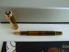 Pelikan M200 Demonstrator  - Füllfederhalter - cognac -