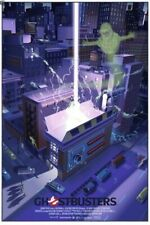 Ghost Busters by Laurent Durieux Mondo Poster Print
