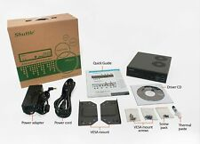 Shuttle XPC Slim DH110 Mini Barebone PC Intel H110 LGA 1151, DDR3L (NO RAM/HDD)